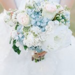 Свадебный букет в пастельных тонах 3